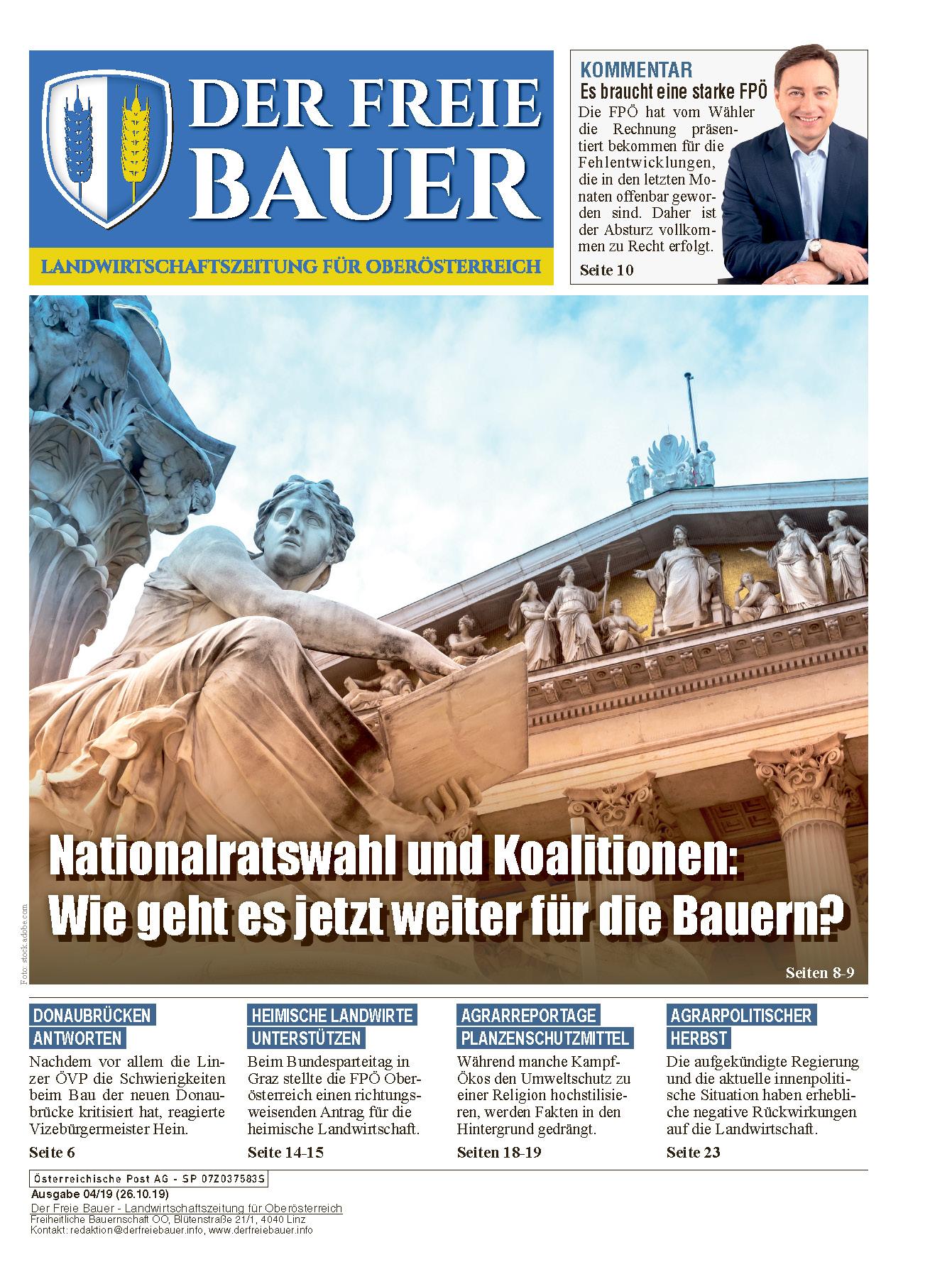Der Freie Bauer 04/2019