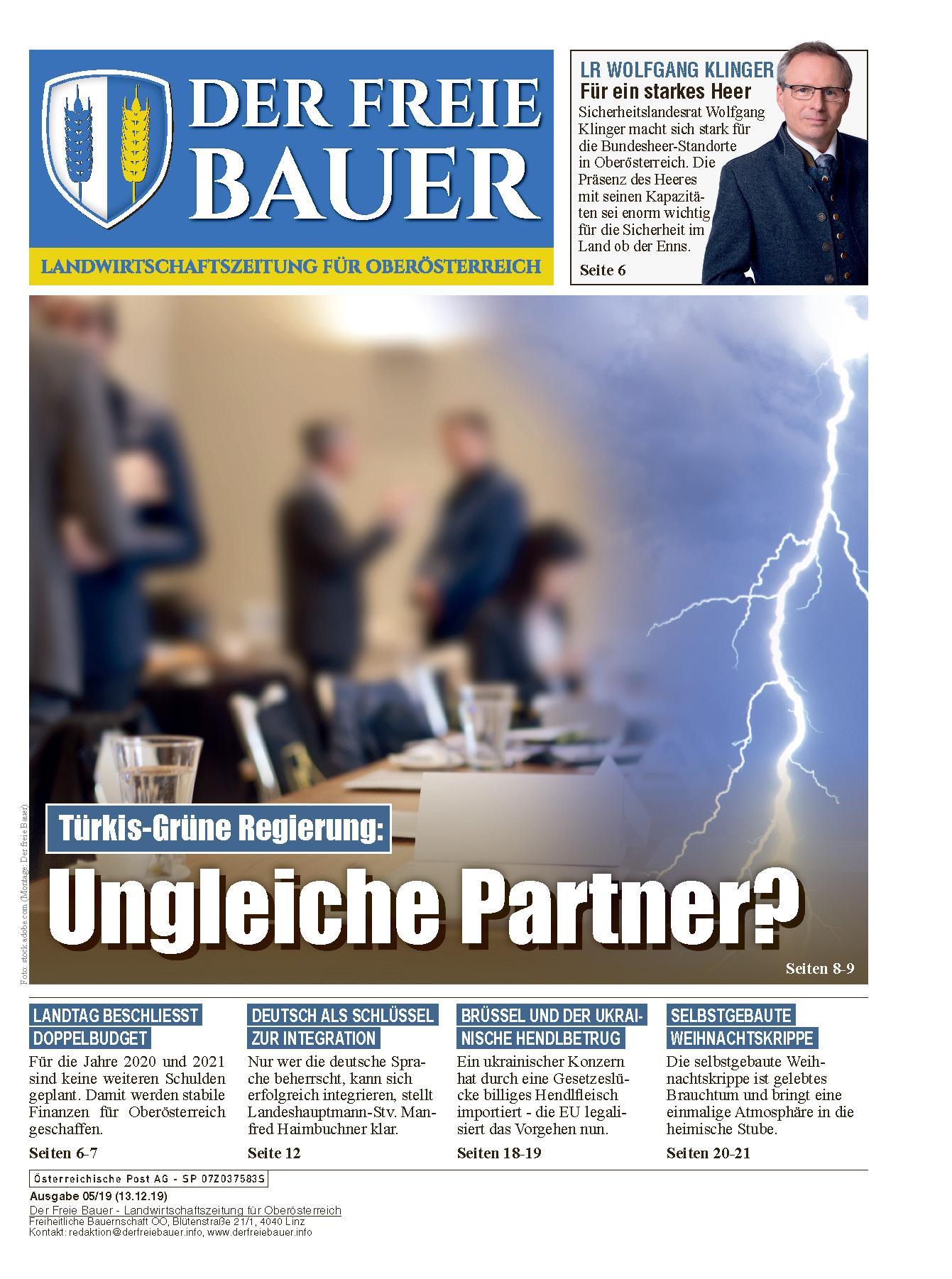 Der Freie Bauer 05/2019