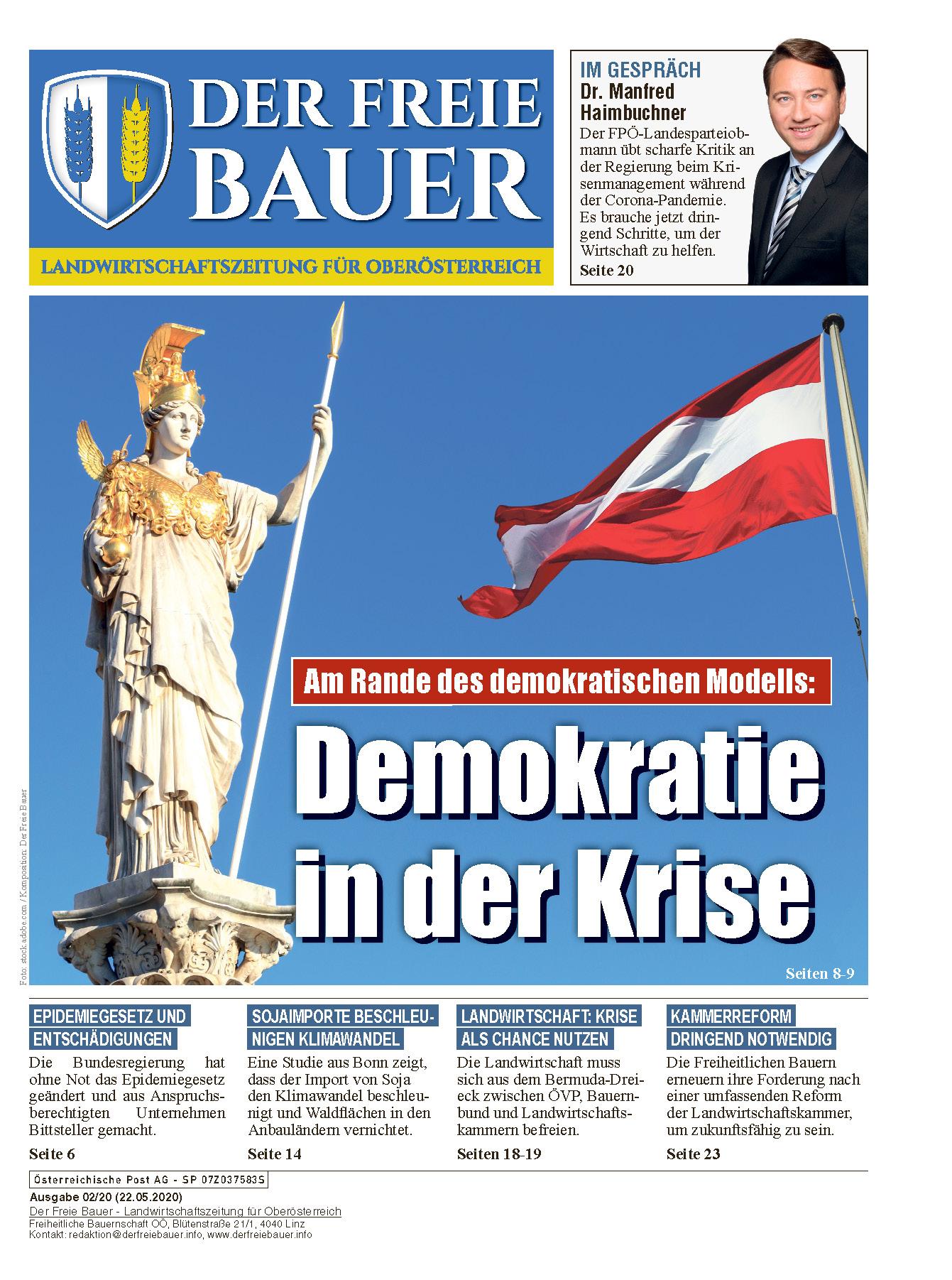 Der Freie Bauer 02/2020