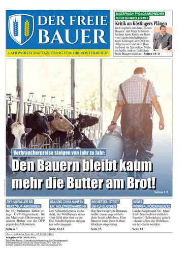 Der Freie Bauer 02/2021