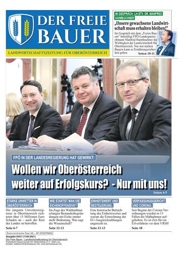 Der Freie Bauer 03/2021